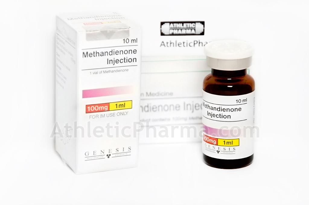 Мощный анаболический стероид (Метандиенон)