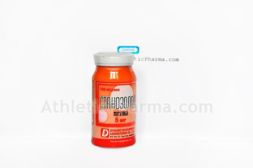 Инъекционный анаболический стероид - Станозолол
