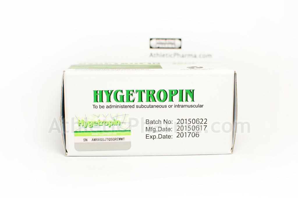 Код подтверждения оригинальности Hygetropin.biz